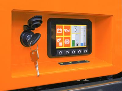 robomax - consolle commandes - energreen france porte outils professionnels