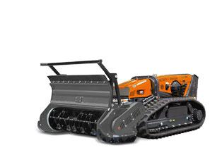 robomax - equipement - tete forestiere à marteaux tournants - forestry 150h - energreen france porte outils professionnels