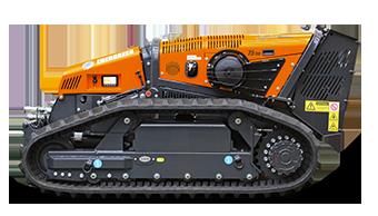 robomax - machien polyvalent - energreen france porte outils professionnels