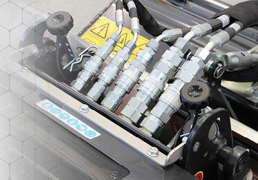 robomini - coupleurs hydrauliques - energreen france porte outils professionnels