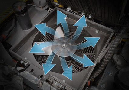 robomini - ventilateur nettoyage - energreen france porte outils professionnels