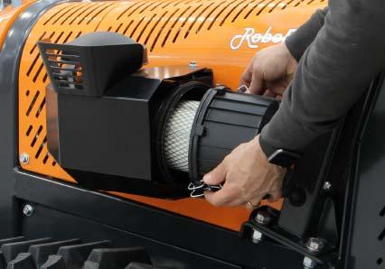 roboevo - filtre air - energreen france porte outils professionnels