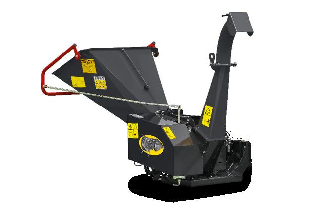 roboevo - equipement - broyeur de branches - bio shredder - energreen france porte outils professionnels