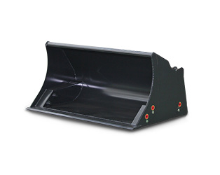 roboevo - equipement - godet - bucket - energreen france porte outils professionnels