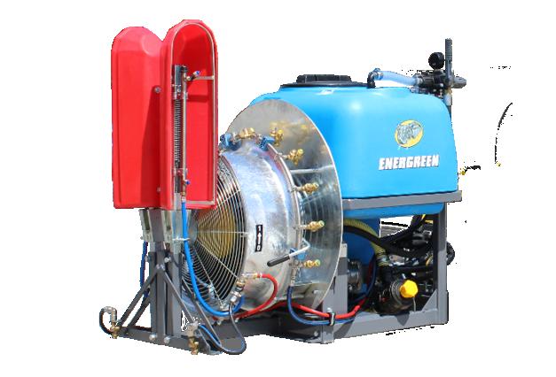 roboevo - equipement - pulverisateur - sprayer - energreen france porte outils professionnels