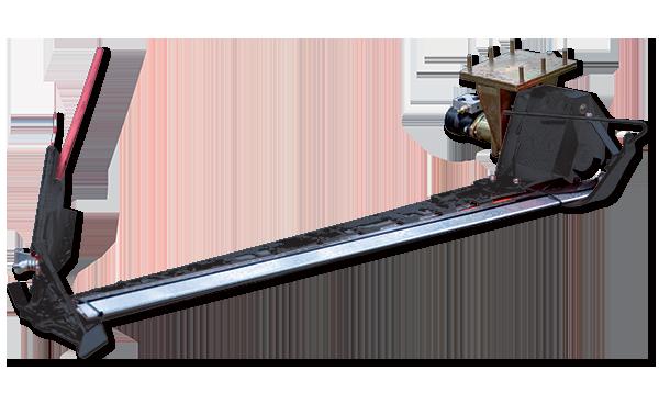 equipements professionnels - barre de fauchage - cutter bar - fauchage - energreen france porte outils professionnels