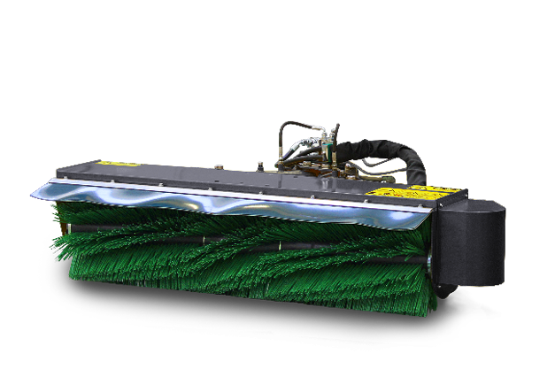 roboevo - equipement - balai frontal - brush - energreen france porte outils professionnels