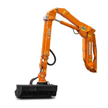 ilf alpha - bras f - automoteur de fauchage multifonction - energreen france porte outils professionnels