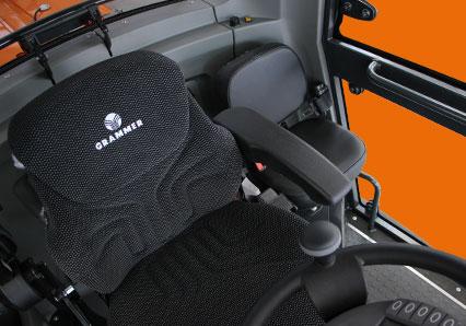 ilf alpha - cabine double siège - automoteur de fauchage multifonction - energreen france porte outils professionnels