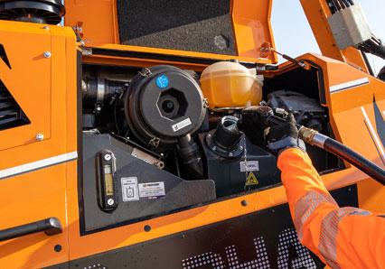 ilf alpha - compartiment - automoteur de fauchage multifonction - energreen france porte outils professionnels