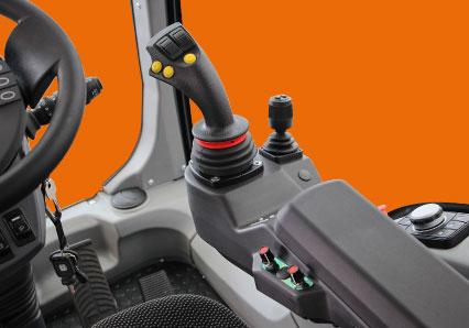 ilf alpha - joystick proportionel - automoteur de fauchage multifonction - energreen france porte outils professionnels