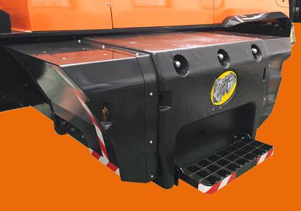 ilf athena - contre poids mobile - debroussailleuse autoroute - energreen france porte outils professionnels