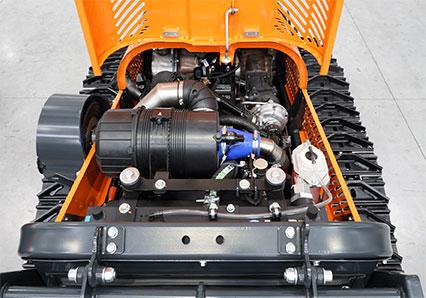 robomidi - moteur - robo multifonction - energreen france porte outils professionnels