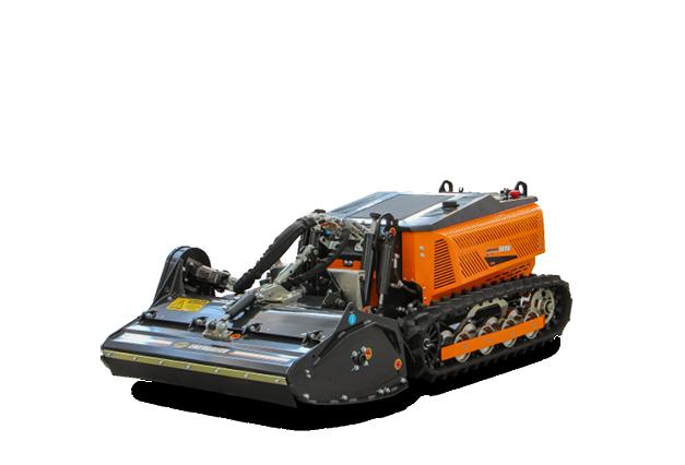 robomini - equipement - groupe de broyage - head 100 - energreen france porte outils professionnels