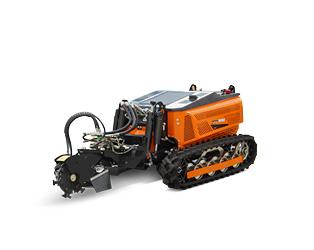 robomini - equipement - stump grinder - rogneuse de souches - energreen france porte outils professionnels