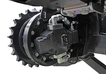 robomax - moto réducteur - energreen france porte outils professionnels